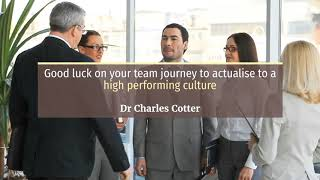 High Performing Teams & Company Culture